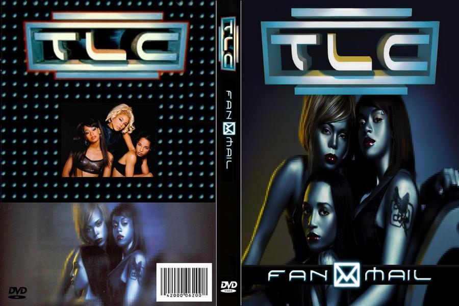 TLC Fanmail Tour DVD Art by utskushi-billy
