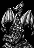Dragon by jennieB