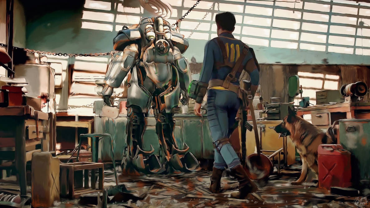 Fallout 4 Discover