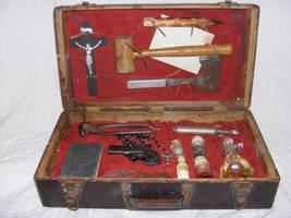 1890 Vampire Hunting Kit 1
