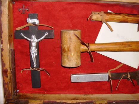 1890 Vampire Hunting Kit 5