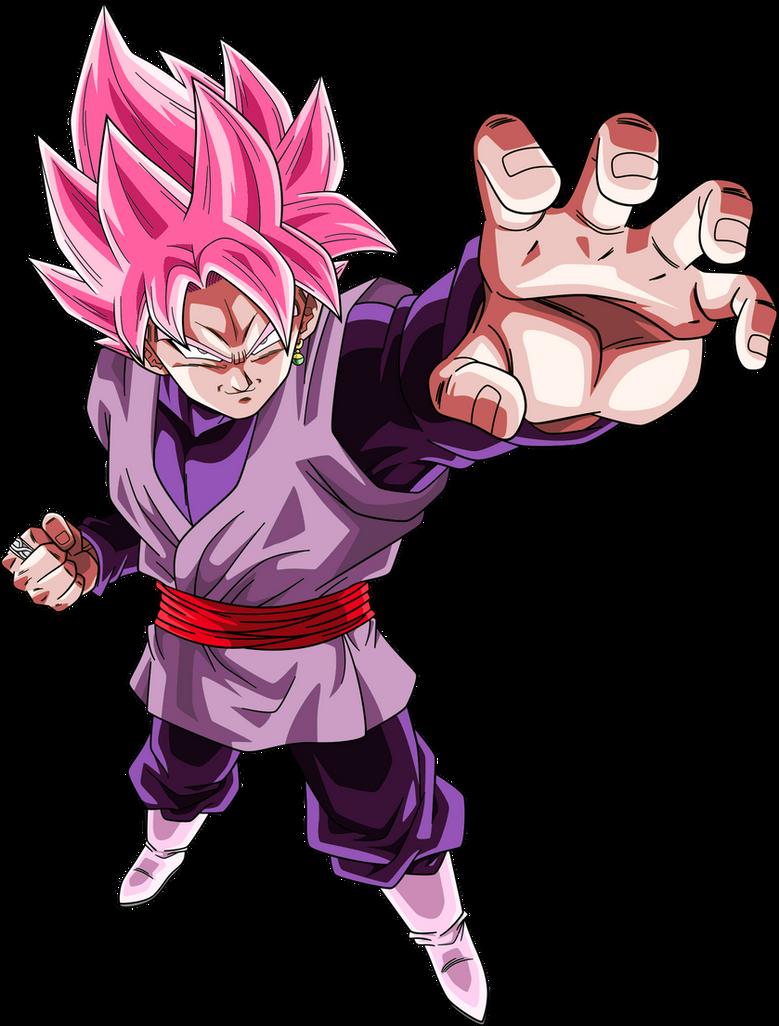 Black Goku super saiyan rose by BardockSonic on DeviantArt  |Black Goku Super Saiyan