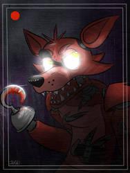 .:Fan Art:. Foxy by Bylika190