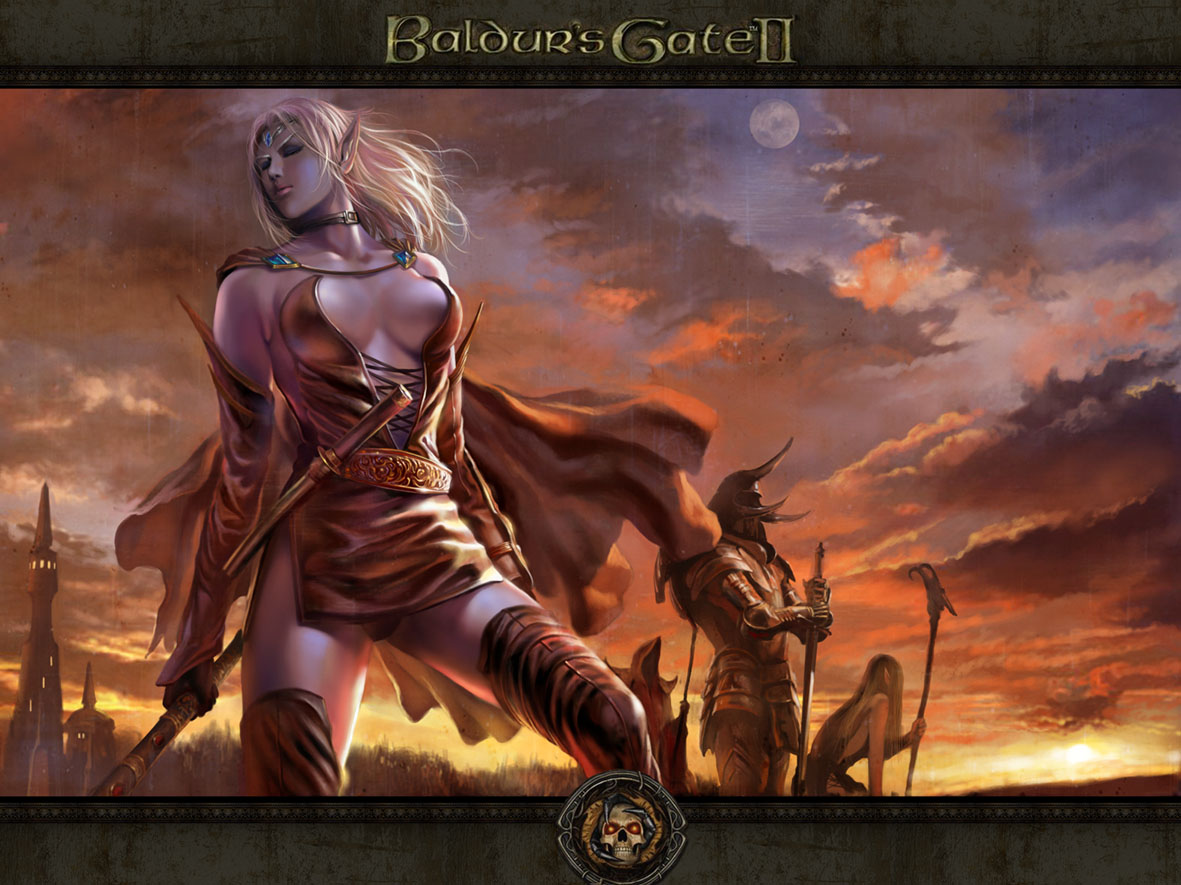 Forgotten realms dark elf girl nude galleries