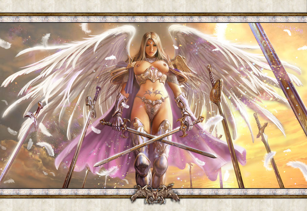 angel of fantasy soldatin gefickt
