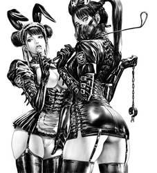 The dark maid