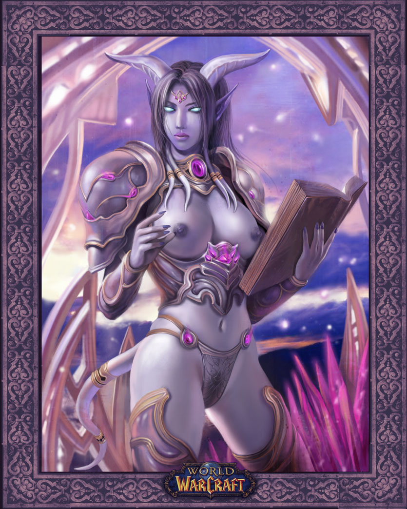 World of Warcraft draenei art sexy adult galleries