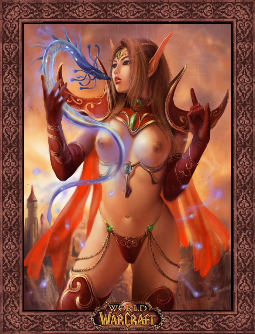 World of warcraft naked art adult video