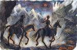 Towards the Eyrie