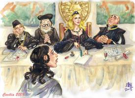 Sansa's Letter by cabepfir