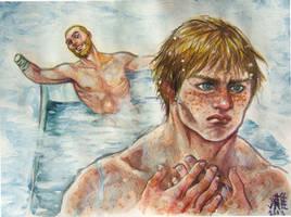 Harrenhal bath by cabepfir