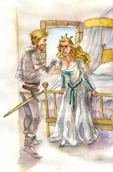 Cersei and Jaime 2