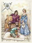 Richard III and family