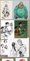 ADwD doodles 1