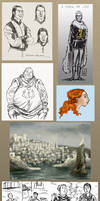 ADwD doodles 2