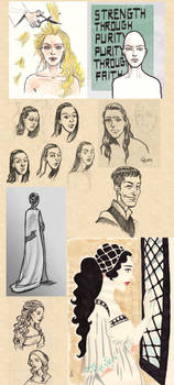ADwD doodles 3
