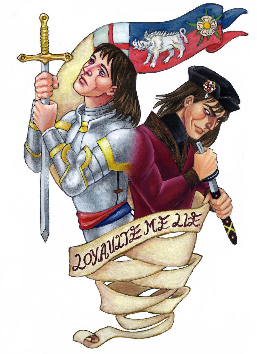 Richard III Saint-wicked by cabepfir