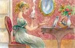 Commission: Austen blog
