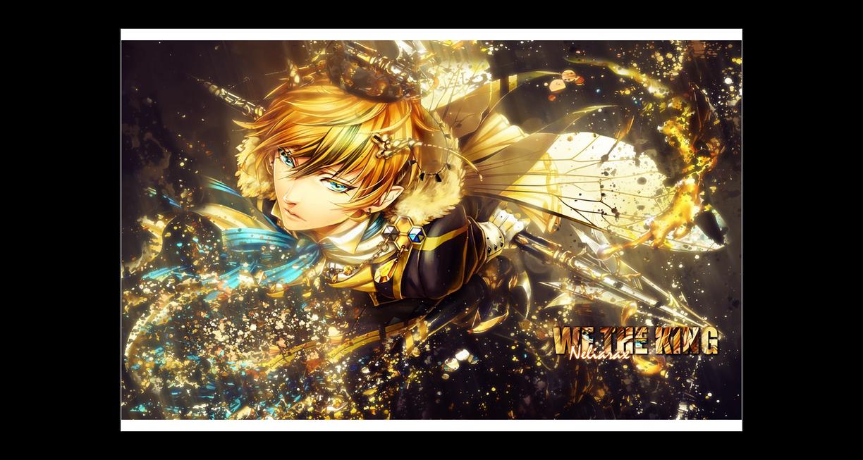 We The King by Neliarax