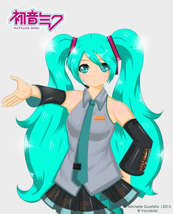 Fan Art: Hatsune Miku