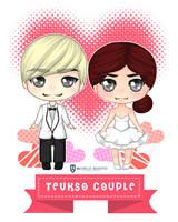 Teukso Couple: Dimple Couple