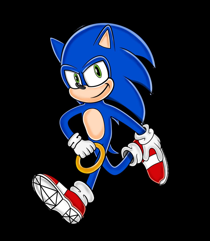 Movie Sonic SA style