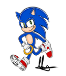 Movie Sonic SA style
