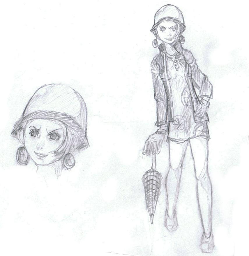 One Piece Miss Valentine By LizzardQueeng ...
