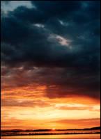Sunrise I by darkmind