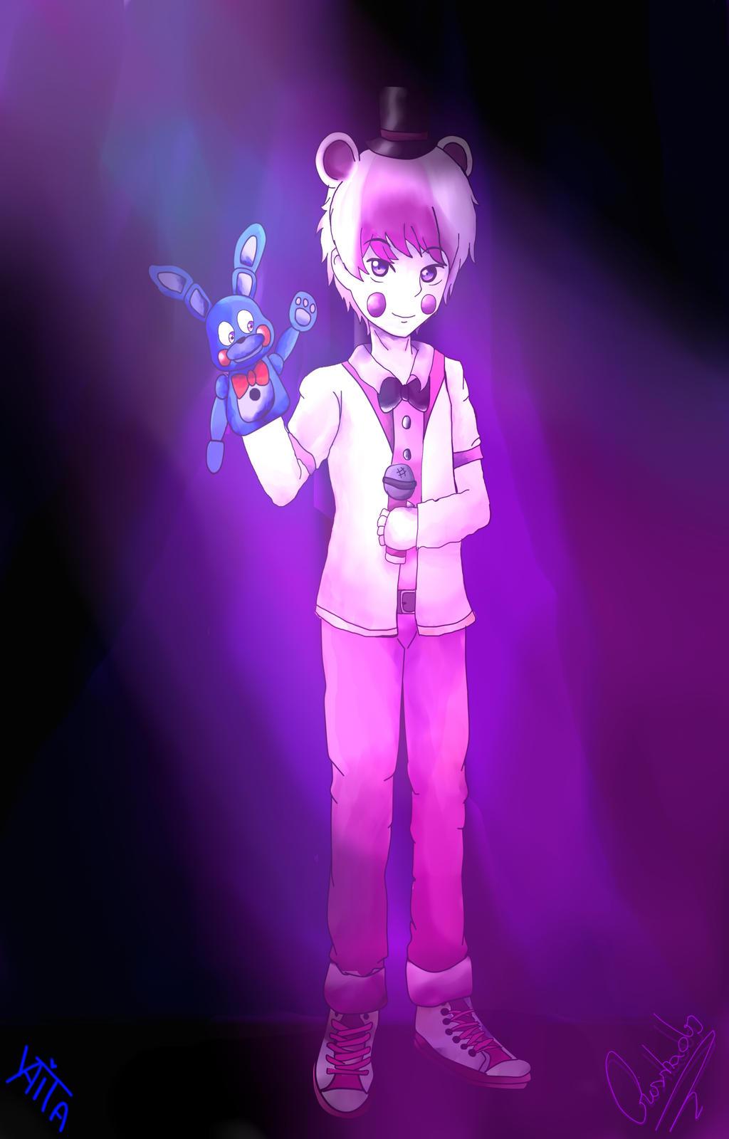 Funtime Freddy Anime By Yaita Chan