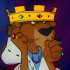 Phony King of England by silverspoken2005