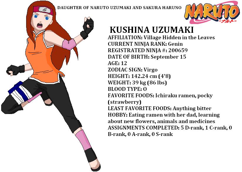 OC Uzumaki Kushina V2 by otaku-hime95
