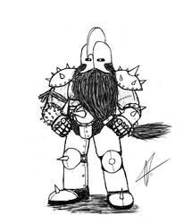 Dwarf Battlerager