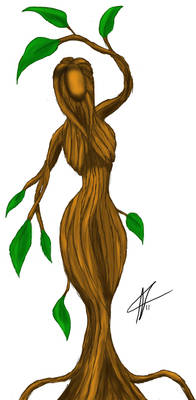 Dryad color
