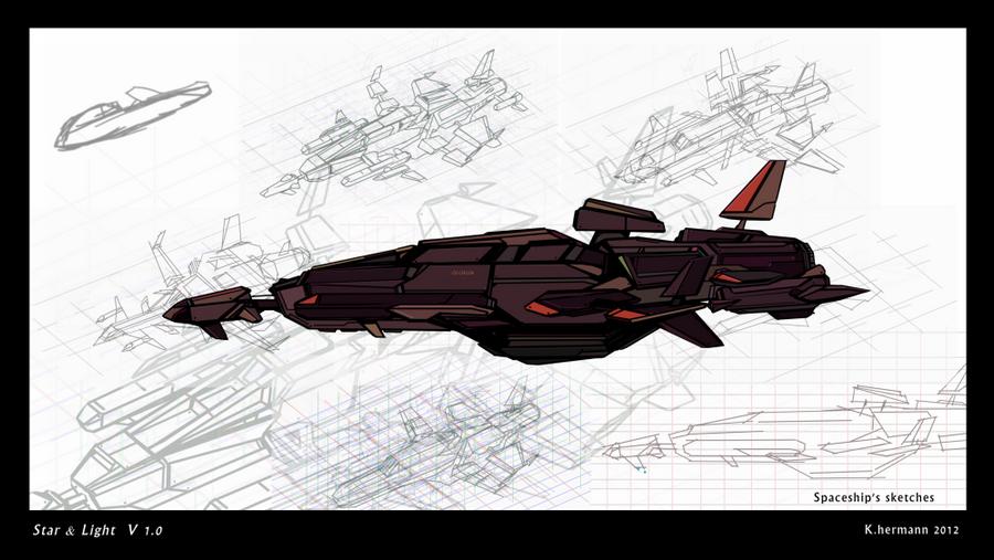 spaceship design by jasons21 - photo #15