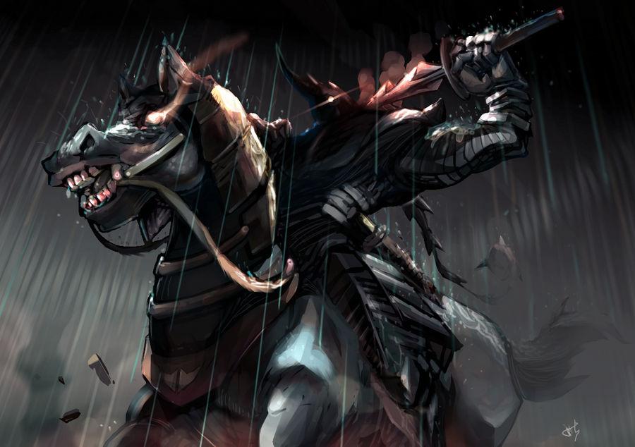 Dark knight card game