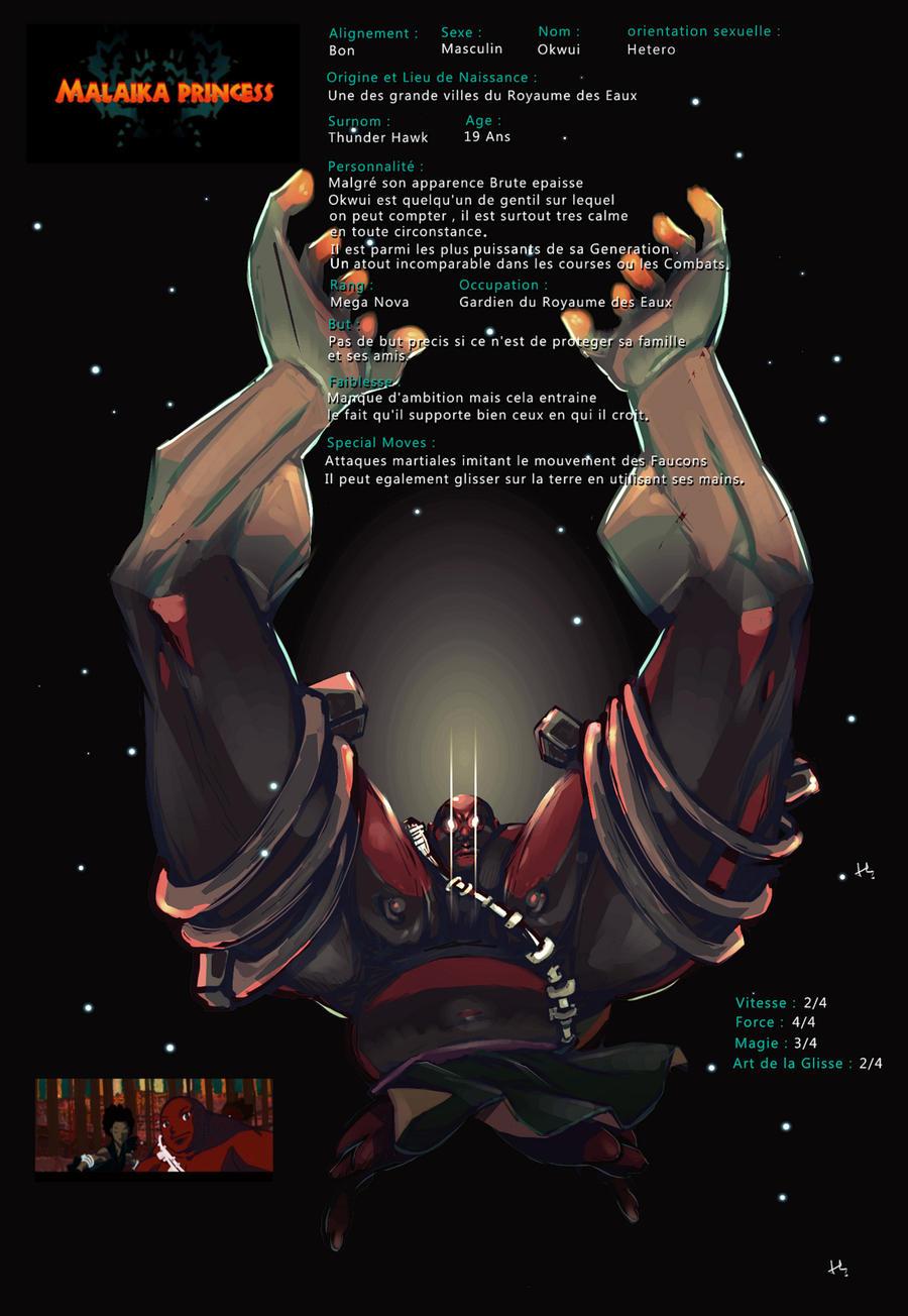 Okwui card info by K-hermann