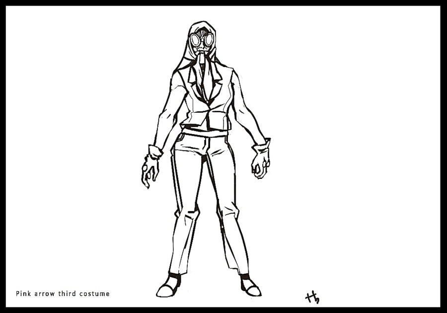 Third costume P A by K-hermann