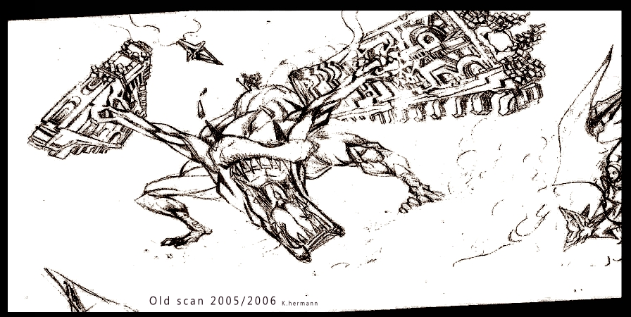 Old scan archive by K-hermann