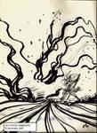 Earth of LOVE Scan explosion final by K-hermann