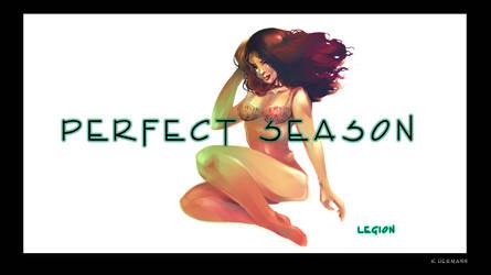 PERFECT SEASON (fake ad ) by K-hermann