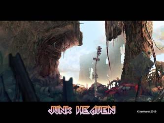 JUNK HEAVEN art selling pack by K-hermann