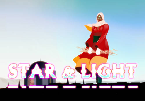 Star and Light 1.0 cover for Itch.io Bundle