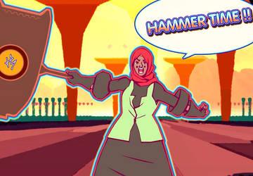 HammerA Hammertime