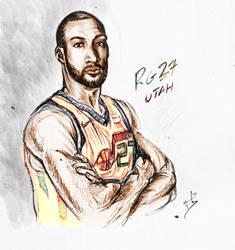 Rudy gobert 27 fanart