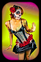 Dia De Los Muertos 2 by LaurenWiles