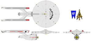 U.S.S. Zenterprise (Battleship) [T5YW]