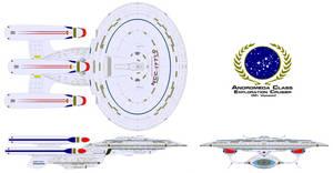 U.S.S. Zenterprise-D [Dreadnought] (Alternate)