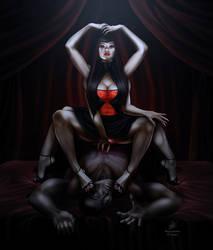 El Ritual De La Viuda Negra by Hazok