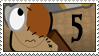 9: 5Bug Stamp by Jenny-Jen